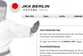 JKA Berlin -Start