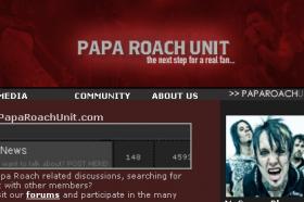 Papa Roach Unit