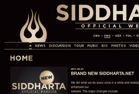 Siddharta Offical Page
