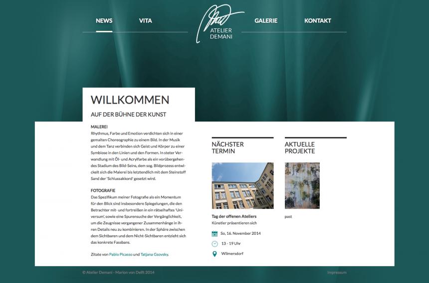 News - Marion von Delft